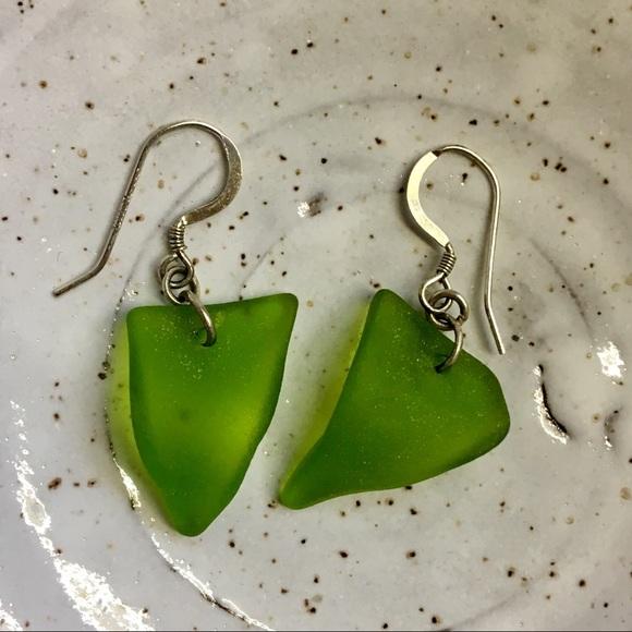 Jewelry - Cape Cod Sea Glass Earrings
